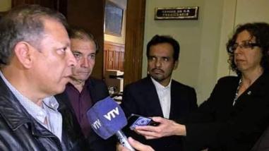 """Congresistas del Frente Amplio regresaron de Uruguay: """"La carta de Alan García había logrado sembrar dudas"""""""