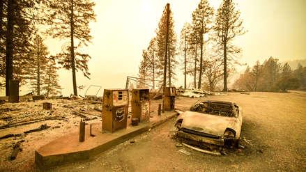 Bomberos lograron contener por completo el incendio en California tras dos semanas