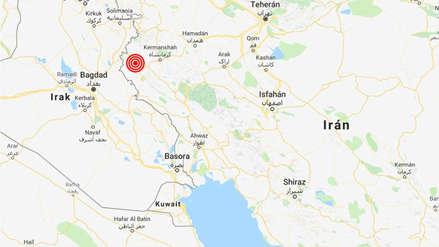 Sismo de magnitud 6.3 se registró al oeste de Irán