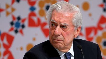 Mario Vargas Llosa renunció a la Asociación Mundial de Escritores