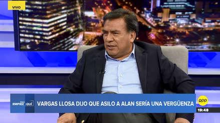 Velásquez Quesquén sobre Vargas Llosa: