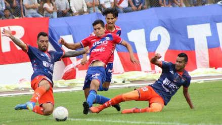 Mannucci empató con César Vallejo por la final de ida de la Segunda División | VIDEO
