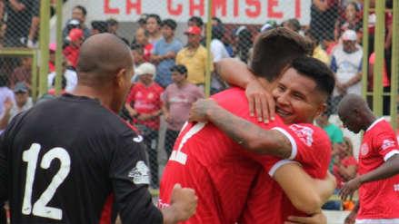 Juan Aurich derrotó a Cienciano por el duelo de ida del tercer puesto de la Segunda División