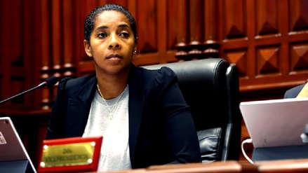 Leyla Chihuán es la congresista con peor imagen, según Ipsos