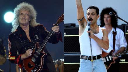 """""""Bohemian Rhapsody"""": Brian May pide el Oscar para Rami Malek por su interpretación de Freddie Mercury"""