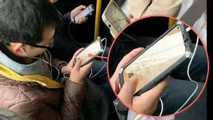 Huawei también presentará un teléfono con agujero para cámara en la pantalla