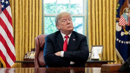 Trump dice que no cree en el informe sobre cambio climático de su gobierno