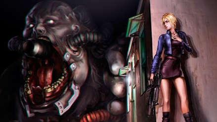 Square Enix registra una nueva marca de Parasite Eve en Europa
