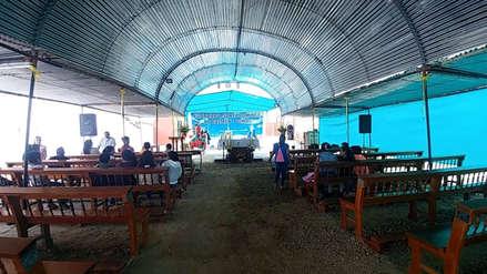 Iglesia de Olmos espera reconstrucción después de casi dos años del Fenómeno El Niño