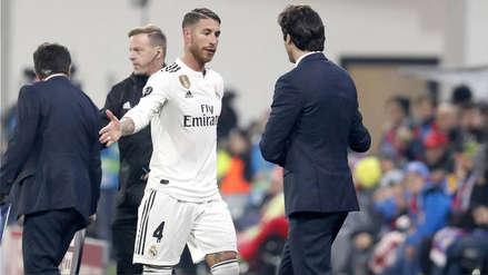 Solari pidió protección para Sergio Ramos por presunto caso de dopaje | VIDEO