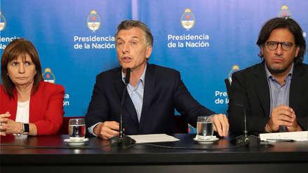 """Macri sobre los violentos incidentes del River-Boca: """"Una parte de la dirigencia apaña este tipo de cosas"""