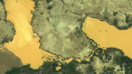 Madre de Dios: imágenes muestran minería ilegal en la Reserva Nacional Tambopata