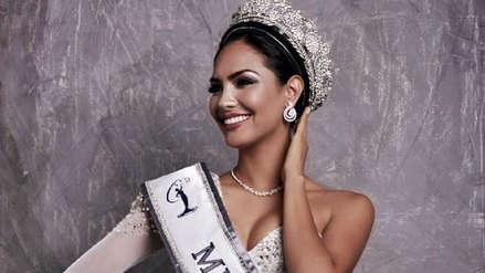 Romina Lozano viajó a Tailandia para representar al Perú en el Miss Universo 2018