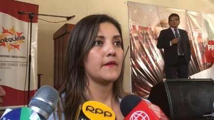 Yamila Osorio: Caso García le hace un gran daño internacional al país