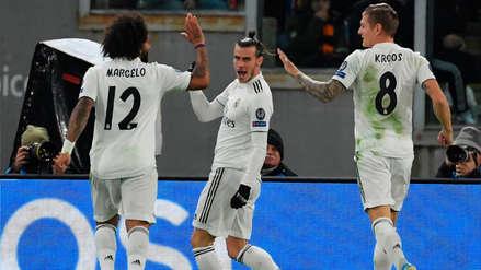 El error en salida que provocó el primer gol del Real Madrid ante Roma