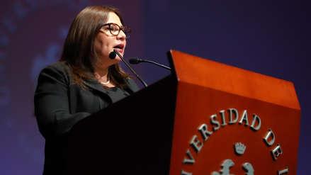 Ministra de la Mujer: El 56% de los emprendimientos en micro y pequeñas empresas liderados por mujeres son informales