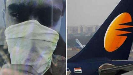 Pasajero fue bajado de un avión en India por publicar una broma pesada en Snapchat