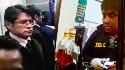 Whisky y cerveza en la oficina: juez acusado de realizar audiencias ebrio es detenido en Bolivia