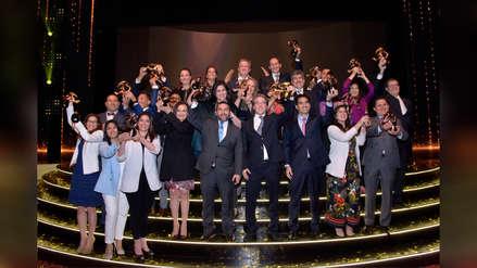 La UPC entregó premio creatividad empresarial 2018