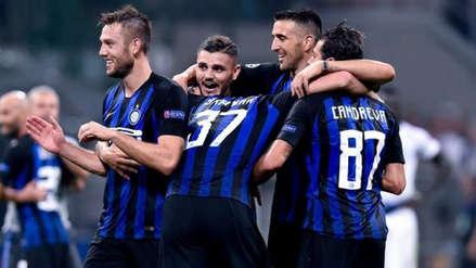 Tottenham vs. Inter de Milán: resumen y goles por el Grupo B de la Champions League