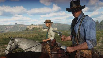 Red Dead Online BETA | Modo Battle Royale estará incluido en versiones de PlayStation 4 y Xbox One de Red Dead Redemption 2