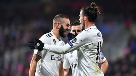 Real Madrid clasificó a los octavos de final de la Champions tras la derrota del CSKA
