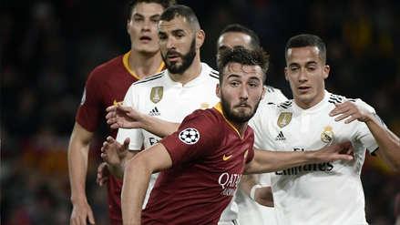 Real Madrid vs. Roma: resumen, goles y mejores jugadas del del partido por  la Champions League