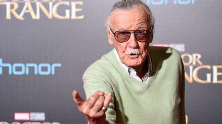 Stan Lee: Se reveló la causa de la muerte del creador de Spider-Man