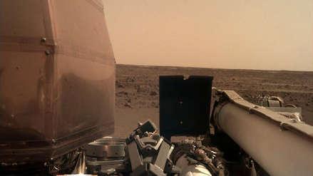 Fotos | Estas son las primeras imágenes que envió la sonda InSight desde Marte