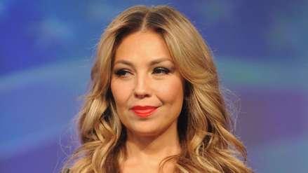 Thalía pierde los papeles tras pasar incómodo momento en una sala de cine