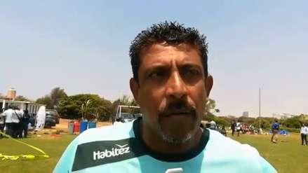 Pepe Soto se disculpó tras haber agredido a un policía en la final de la Segunda División