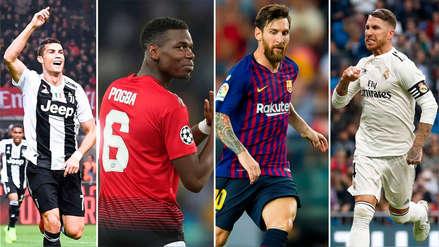 Así llegan los 12 equipos que ya están en los octavos de final de la Champions League