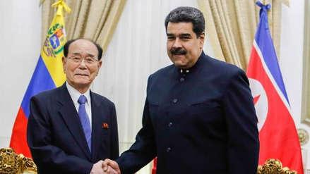 Venezuela y Corea del Norte acordaron estrechar lazos diplomáticos