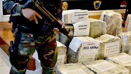 Perú rechaza que se fabriquen 491 toneladas de cocaína en el país al año como afirma EE.UU.