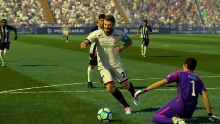 Fans recrean el intro de Winning Eleven 6 con equipos peruanos