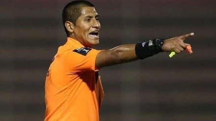 Alianza Lima vs. Melgar: Michael Espinoza arbitrará la semifinal de ida del Torneo Descentralizado