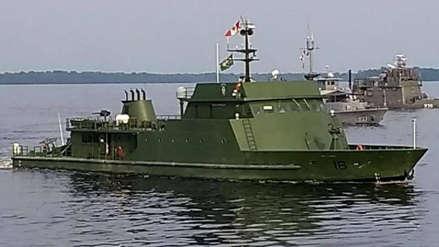 Tres miembros de la Marina resultaron heridos en ataque a lancha patrullera en el río Putumayo