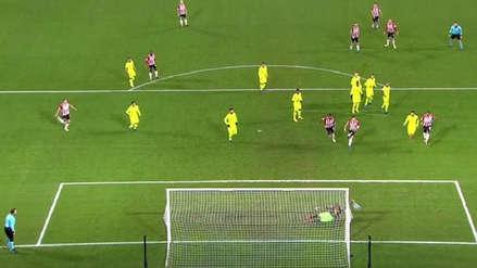 Barcelona vs. PSV: Ter Stegen se lució con una gran atajada tras un tiro libre