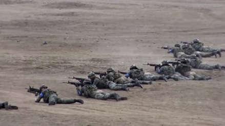 Aspirante a cadete del Ejército falleció durante entrenamiento en San Bartolo