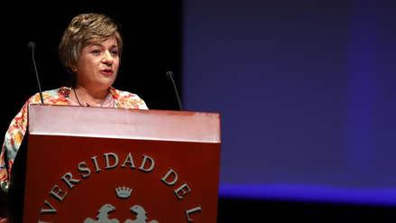 Elena Diego: En Perú se tiene que aprobar, lo antes posible, una ley de acoso político.