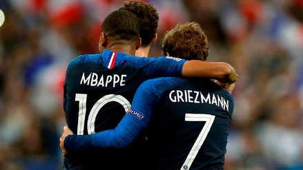 Una pareja causó polémica en Francia por llamar a su hijo 'Griezmann Mbappé'