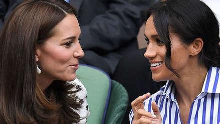 Meghan Markle y Kate Middleton: este sería el origen de su enemistad