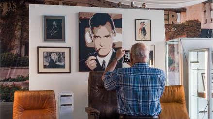 Hugh Hefner | Pijamas de seda, su famosa pipa y otros objetos de la mansión Playboy se ponen a la venta