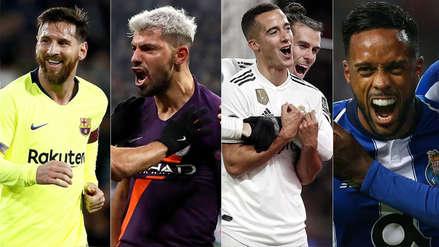 Champions League: conoce a los 16 equipos clasificados a los octavos de final