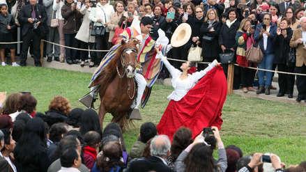 El Parque Temático del Caballo Peruano de Paso es inaugurado en Surco