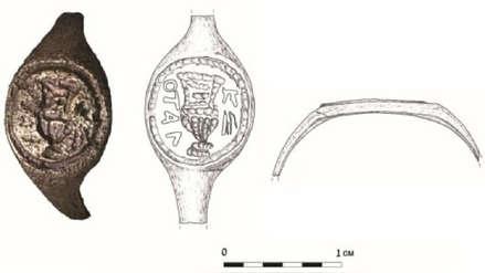 Científicos hallan anillo con el nombre de Poncio Pilato y descifran su inscripción