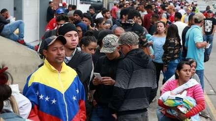 Migración venezolana y el círculo de la aporofobia