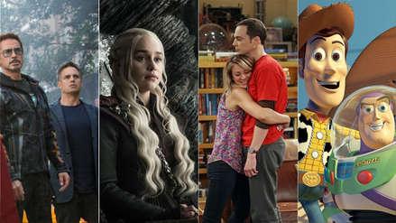Es momento de decir adiós: 15 series y películas que se despiden en el 2019