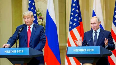 G20 | Donald Trump cancela cita con Vladímir Putin en Argentina por crisis de Ucrania