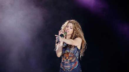 Shakira: El último caso de famosos con problemas fiscales